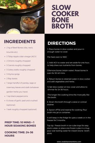Bone-Broth II